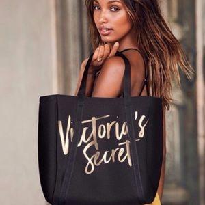 Victoria's Secret cooler Beach bag tote